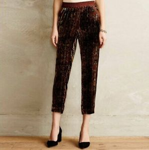 Elevenses | Velvet Glassworks Ankle Pants